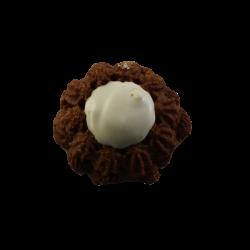 Шарлотка шоколадна